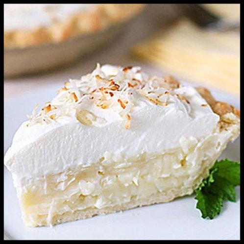 FW  - Coconut Cream Pie Flavor
