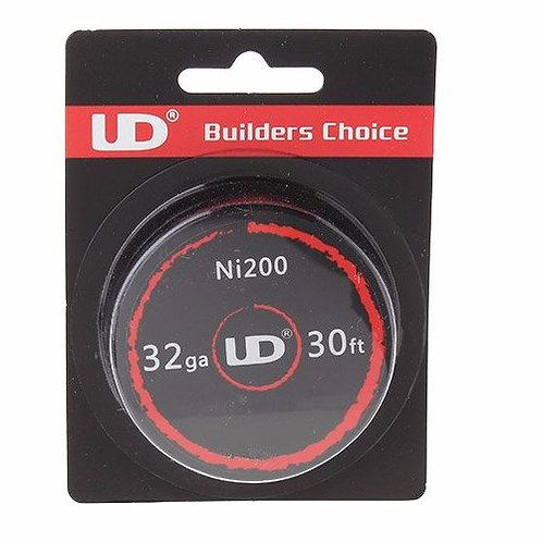 UD - Ni200 - 32awg