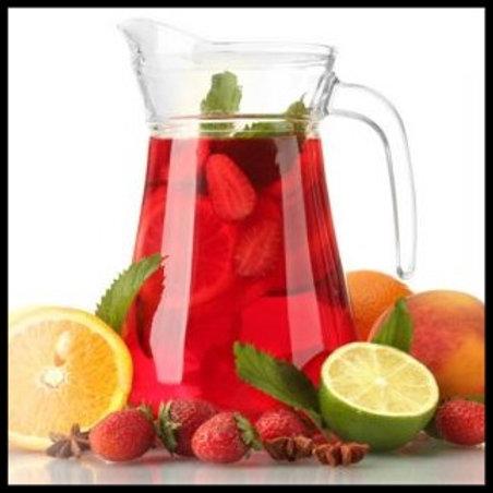 CAP- Silver Line - Tropical Fruit Punch Flavor