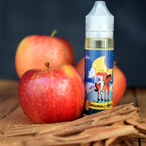 Exotic e-liquid - Cinnamon Apple (60ml)