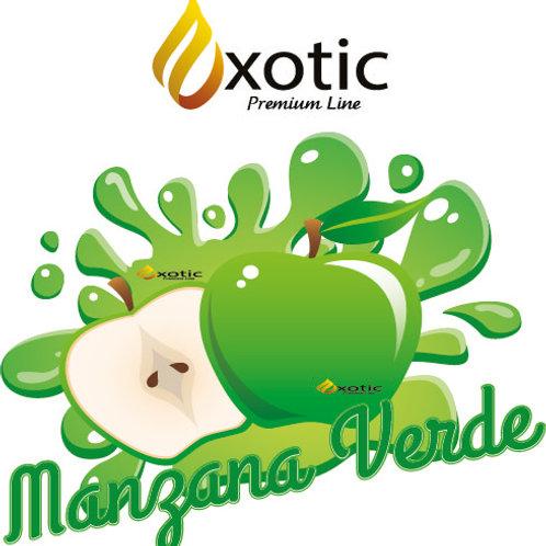 Exotic - Manzana Verde