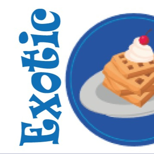 Exotic Flavor - Waffle