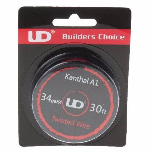 UD - Twisted Cuadruple - 4*30awg