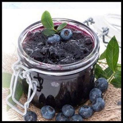 CAP - Blueberry Jam Flavor