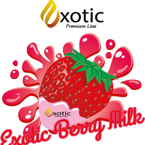 Exotic - Exotic Berry Milk