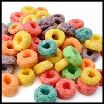 CAP- Silver Line - Fruit Circles Flavors