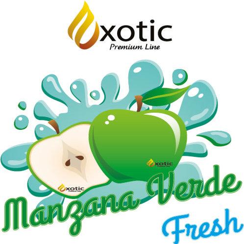 Exotic - Manzana Verde Fresh !!!