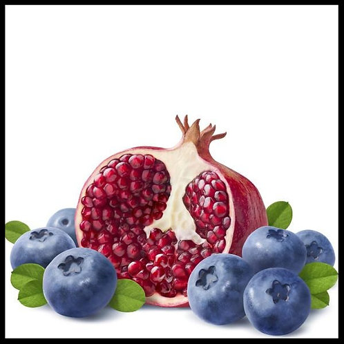 CAP - Blueberry Pomegranate with Stevia Flavor