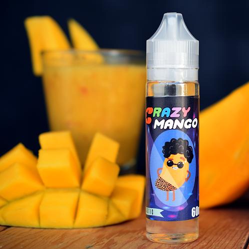 Exotic e-liquid - Crazy Mango (60ml)