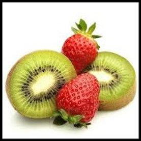 CAP - Kiwi Strawberry with Stevia Flavor