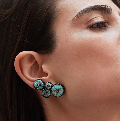 Disc - Earrings