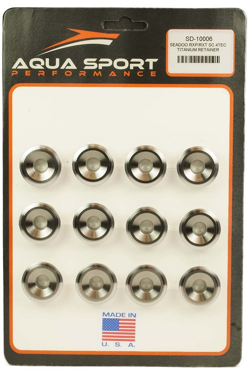 Sea-Doo Rotax 4-TEC Titanium Retainer Set