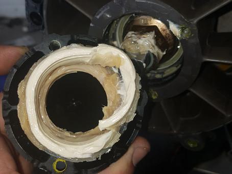 Seadoo jet pump rebuild