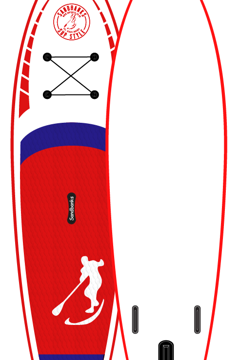 """Ultimate Red 10'6"""""""