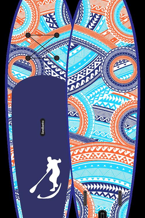 "Sandbanks SUP Style - Maui 10'6"""