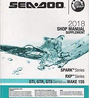 SeaDoo Manuals - PDF