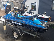 seadoo servicing