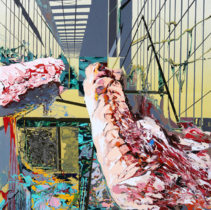 Meat in the Gallery