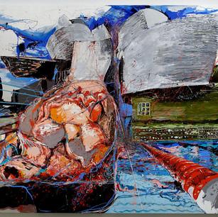 Inward or Outward – between heart and Guggenheim Bilbao Museum (안으로 혹은 바깥으로-심장과 구겐하임 사이에서)