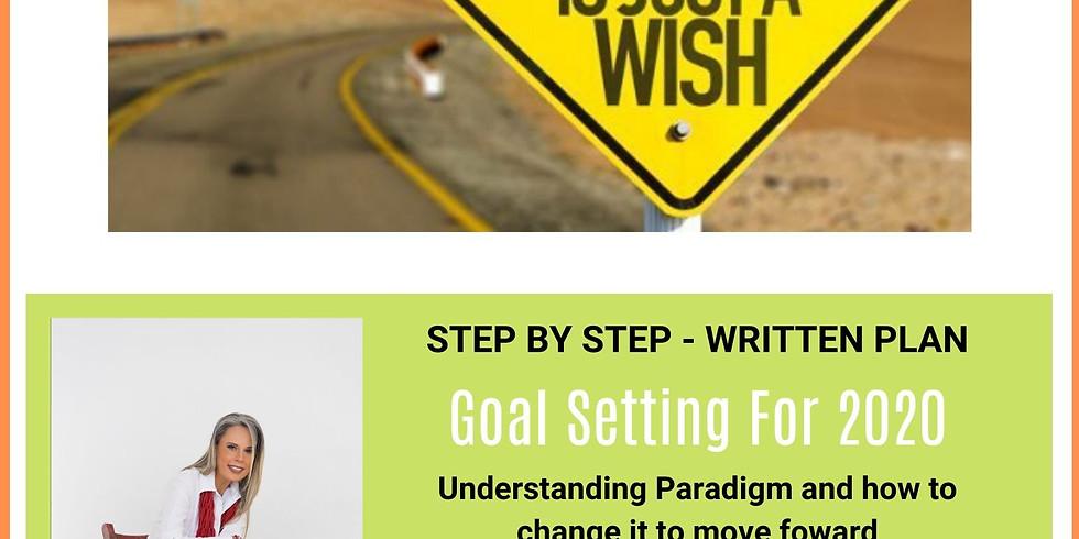 Mindful 2020 Goal Setting Class