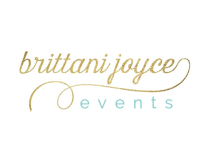 Brittani Joyce Events logo