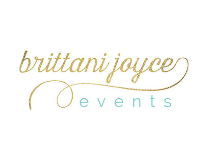 Brittani Joyce Events logo