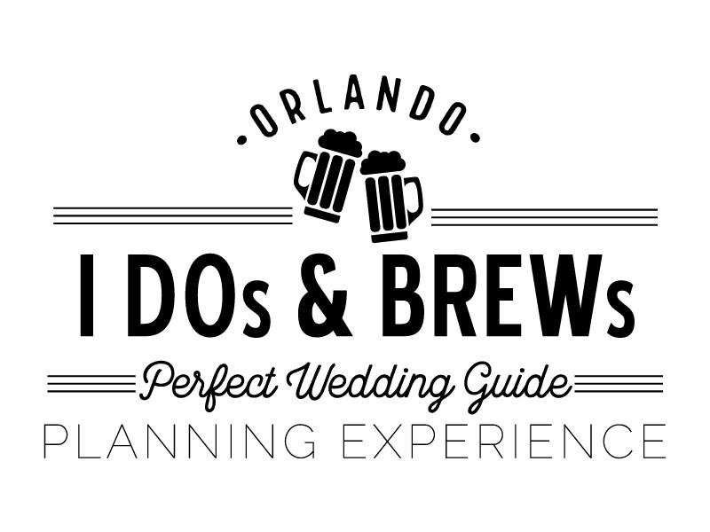 I Do's & Brews event logo
