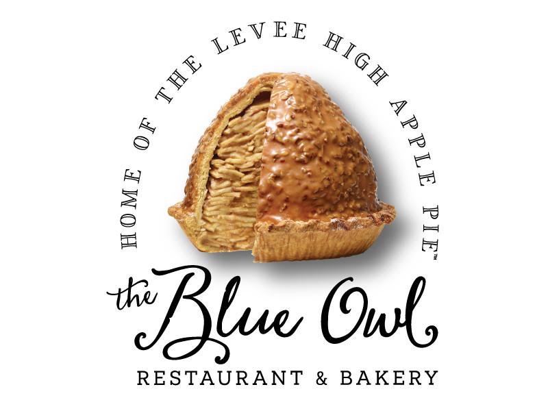 The Blue Owl Bakery logo