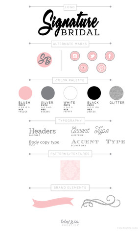 Signature Bridal Style Guide