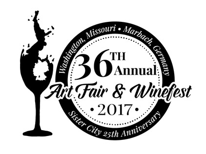 Art Fair & Winefest event logo