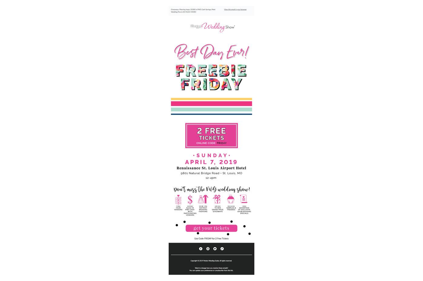 Digital-Email Campaign Freebie Friday.jp