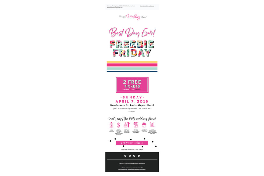 Digital-Email Campaign Freebie Friday.jp