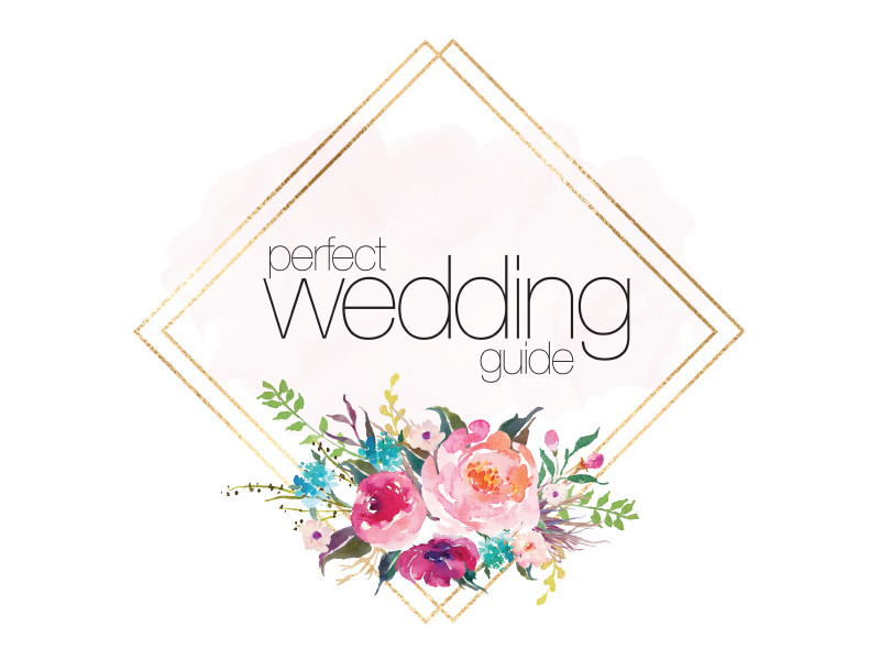 Perfect Wedding Guide alternate logo