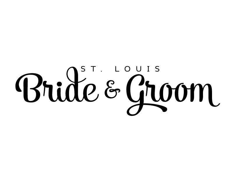 St. Louis Bride & Groom logo