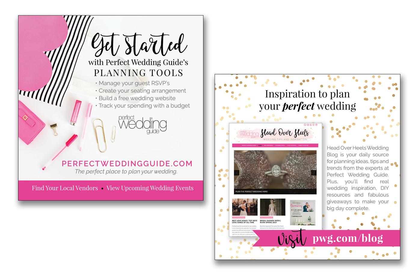 Bride Postcard Handout