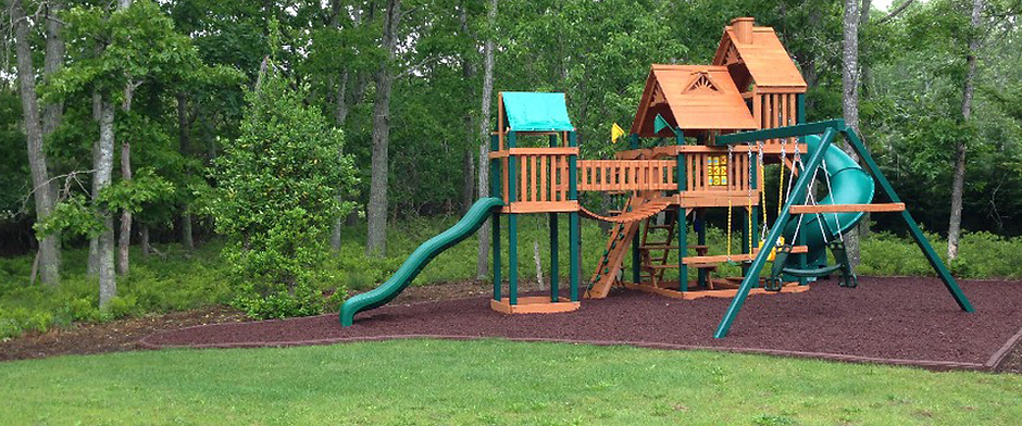 swing set play set
