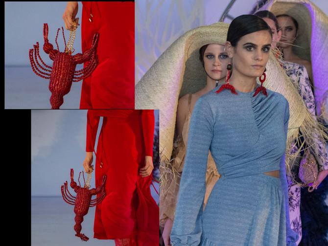 OLMOS Y FLORES con sabor a Sol, Arena y Mar durante la 4ta edición de Fashion Days San Miguel de All