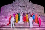 MERCEDES-BENZ FASHION WEEK MÉXICO EN MÉRIDA + Vero Diaz + Armando Takeda + Colectiva Concepción