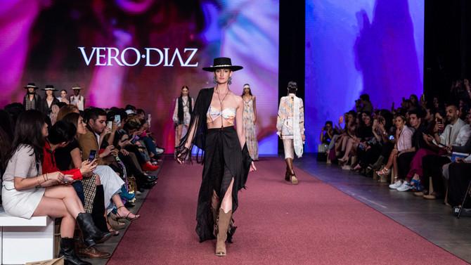 Vero Díaz presenta ¨Summer of the 69¨ Colección Primavera - Verano 2020 en #MBFWMX