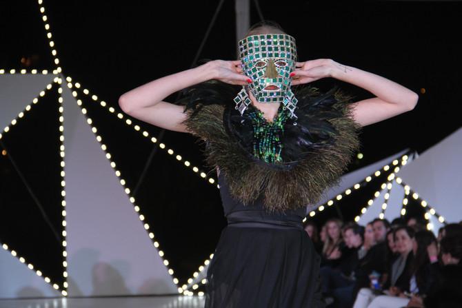 Ágatha Ruiz de la Prada cierre Fashion Days San Miguel de Allende 3era edición.