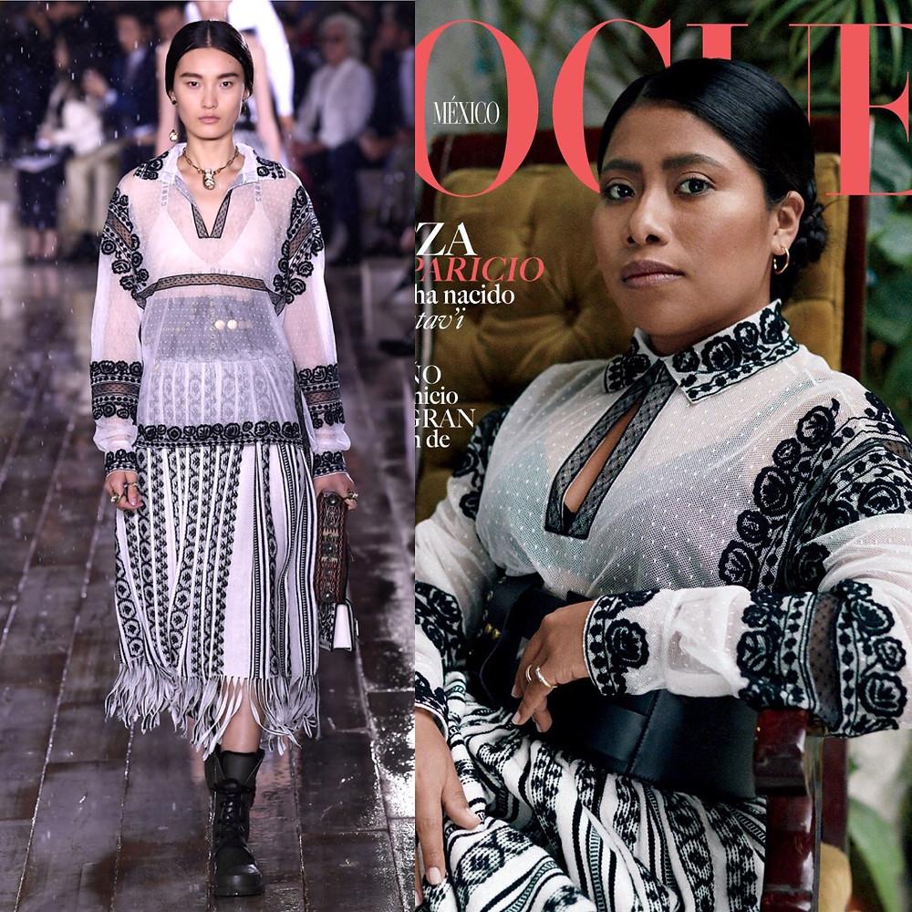 Foto: Portada Vogue Mexico / Enero 2018
