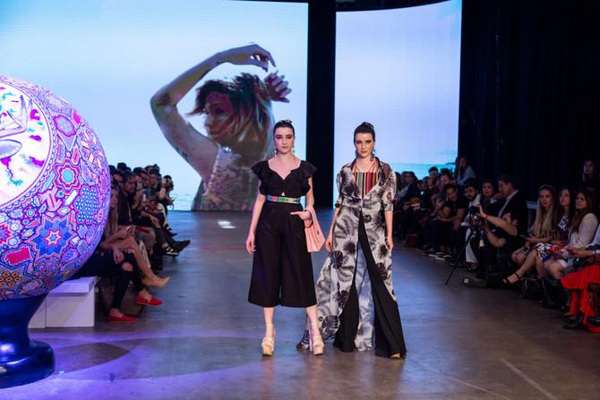 Lydia Lavin presenta en #MBFWMX su colección Primavera - Verano 2020 inspirada en la comunidad Nayar