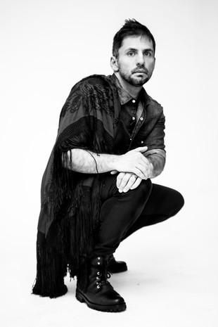 El Diseñador Argentino Fabio Toñanez Presente en Mexico Fashion Show con su Marca IBRAINA
