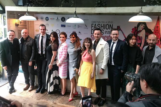 Fashion Days San Miguel Allende.                             Celebra su Quinta Edición #FashionDaysS