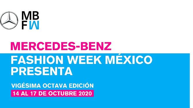 Fashion Week México confirma su 28ª edición en el mes de Octubre, anuncia un formato itinerante por