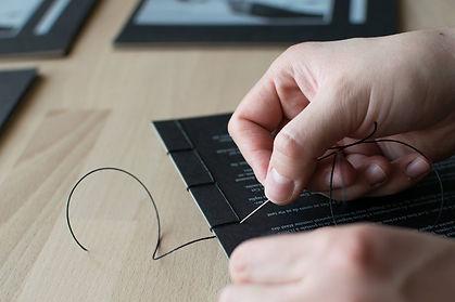 Papi Bernard sewing process.jpg