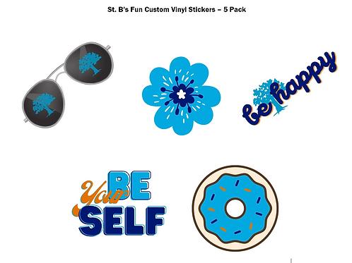 St B's Stickers