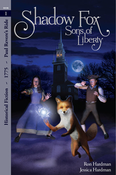 Shadow Fox: Sons of Liberty