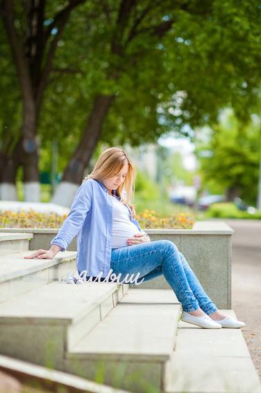 Фотосессии беремености Чебоксары прогулочная фотосессия