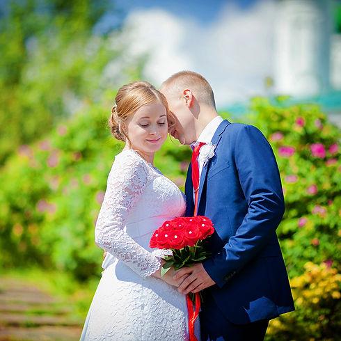 Свадебная фотосъемка в Чебоксарах. Свадебный фотограф.